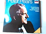 Peter Pears (tenore, 1910-1986) PURCELL Morning hymn - BACH Frohe Hirten - SCHUTZ Venite ad me - BRITTEN Nocturne from serenade, op.31; The Foggy, Foggy Dew; The Lincolnshire Poacher; Sally in our Alley --HAYDN Sailor's song - HAENDEL There let Hymen oft appear (from Allegro et penseroso); Love in her eyes sits playing; Love sounds th'alarm (from Acis and Galatea) - SCHUBERT An die laute D.905 and other songs...-VINYL-DEC 411919 LP-DECCA - Inghilterra-AAVV-BOULT Sir Adrian (dir); BRITTEN Benjami