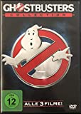 Ghostbusters Teil 1-3 (1+2+3) [DVD]