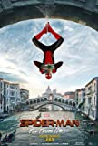 Spiderman : FAR from Home – U.S Movie Wall Poster Print - 30cm x 43cm / 12 Inches x 17 Inches