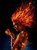Poster X-Men Dark Phoenix Movie 70 X 45 cm