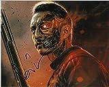 Autogramme von Gabriel Luna Autogrammen, 25,4 x 20,3 cm, Farbfoto – Agents of Shield – Terminator Dark Fate – 100% In Person Dealer – UACC Registered #242