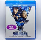 Valerian and the City of a Thousand Planets [2D + 3D] Blu-Ray