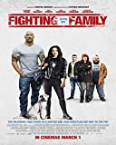 Fighting with My Family - Poster - cm. 30 x 40