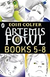Artemis Fowl: Books 5-8 (English Edition)