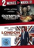 Olympus Has Fallen / London Has Fallen [2 DVDs]