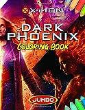 Dark Phoenix Coloring Book: X-Men Coloring Book, Dark Phoenix Coloring Book 2019, High Quality Images Inside
