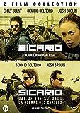 DVD - Sicario 1+2 (1 DVD)