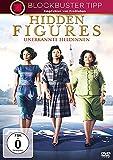 Hidden Figures - Unerkannte Heldinnen [DVD]