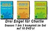 3 Engel für Charlie - Season/Staffel 1-3 im Set [18DVDs]