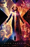 Xmen : Dark Phoenix – U.S Movie Wall Poster Print - 30cm x 43cm / 12 Inches x 17 Inches X-Men