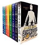 Artemis Fowl Collection 8 books set (Artemis Fowl; Time Paradox; Atlantis Com...
