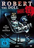 Robert the Doll 1-4 Deluxe Box-Edition (uncut) [4 DVDs]