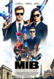 Men IN Black : INTERNATIONAL – Spanish Movie Wall Poster Print - 30cm x 43cm / 12 Inches x 17 Inches