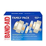 Band-Aid Brand Adhesive Bandages, Variety Pack, 280 Count by Band-Aid