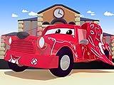 Chinesischen Neujahrsfest / Der Krankenwagen Ist Dumbo! / Carl ist Optimus Prime von den Transformers
