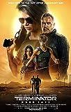 Lionbeen Terminator Dark Fate - Movie Poster - Filmplakat 70 X 45 cm. (NOT A DVD)