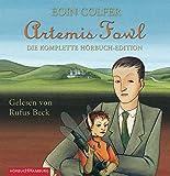 Artemis Fowl - Die komplette Hörbuch-Edition: 9 CDs (Ein Artemis-Fowl-Roman)