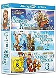 Die Schneekönigin 1-3 Box (3 Blu-ray 3D + 3 Blu-ray 2D)