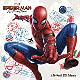 Spider-man - Far from Home 2020 Calendar