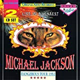 Michael Jackson Live (in rumänischer Hauptstadt) Doppel-Cd, 14 Titel