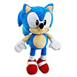 Sonic The Hedgehog - SEGA- Sonic Plüschtier, 28 cm, Farbe: