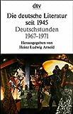 Deutschstunden 1967-1971