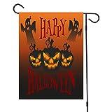 Keemov 32 x 47 cm Halloween-Dekoration, Flaggen, Dekoration für Halloween, Poster, Spiel, Banner, Rasen, Hof Dekorationen Wie abgebildet-1