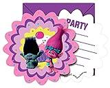 Invitations Trolls/6