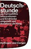 Deutschstunde als Fernsehfilm. Informationen und Eindrücke