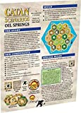 Mayfair Games MFG03116 - Brettspiele, Catan Scenarios, Oil Springs