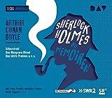 Sherlock Holmes 3 – Die Memoiren: Hörspiele mit Peter Pasetti, Matthias Ponnier, Horst Tappert u.v.a. (5 CDs) (Sherlock Holmes - die Hörspielklassiker)