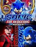Sonic The Hedgehog Malbuch: Sonic 2020 Malbuch Mit Den Neuesten Inoffiziellen Bildern Basierend Auf Dem Film 2020