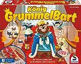 Schmidt Spiele 40556 König Grummelbart, Kinderspiel, bunt