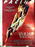Sea Of Love - Melodie des Todes - Al Pacino Videoposter A1 84x60cm gefaltet (R)