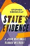 State's Evidence: John Marshall Tanner Investigation 3 (John Marshall Tanner Mysteries) (English Edition)