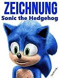 Clip: Zeichnung Sonic the Hedgehog
