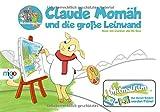 Claude Momäh und die große Leinwand