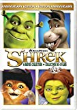 Shrek / Shrek 2 / Shrek The Third / Shrek Forever After (Shrek 4-Movie Anniversary Edition)