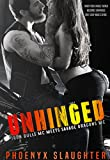 Unhinged (Iron Bulls MC #5): An ex-stepbrother, second chance motorcycle club romance. (English Edition)