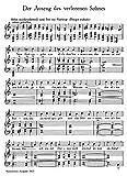 Der Panther und andere Rilke-Gedichte : Singpartitur : tSti/Klav
