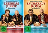 Eberhofer - Sauerkrautkoma + Leberkäsjunkie im Set - Deutsche Originalware [2 DVDs]