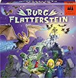 Schmidt Spiele Drei Magier Spiele 40877 - Burg Flatterstein, Kinderspiel