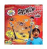 Goliath Games FO70022 Ryans World Springing Spiders Spiel, Multi