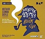 Sherlock Holmes 4 – Die Rückkehr: Hörspiele mit Peter Pasetti, Hans Clarin, Elmar Wepper u.v.a. (3 CDs) (Sherlock Holmes - die Hörspielklassiker)