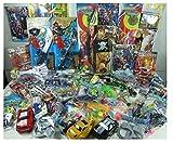 Riesiger Spielwaren-Posten für Jungs, 20-25 Teilig, Bunt gemischt, tolles Spielzeug als Mitgebsel, Mitbringsel, Tombola und Verlosungsartikel