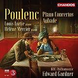 Poulenc: Klavierkonzert S 146 / Konzert für 2 Klaviere S 61 /+