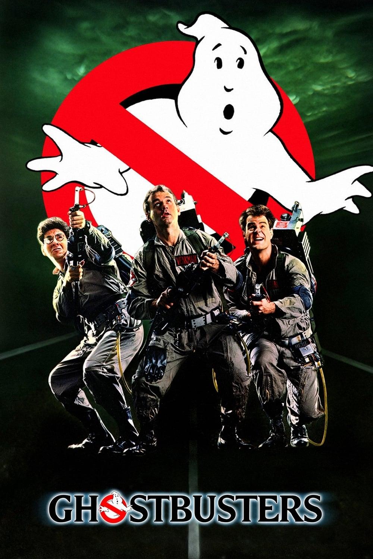 """Plakat von """"Ghostbusters - Die Geisterjäger"""""""
