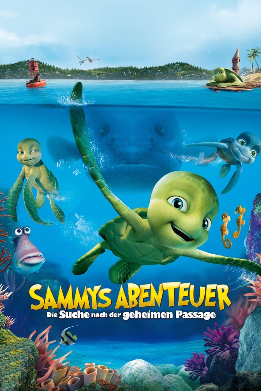 """Plakat von """"Sammys Abenteuer - Die Suche nach der geheimen Passage"""""""