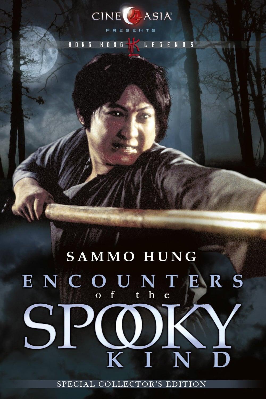 "Plakat von ""Encounter of the Spooky Kind II"""