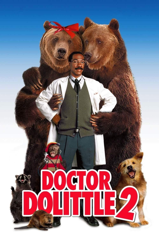 """Plakat von """"Dr. Dolittle 2"""""""